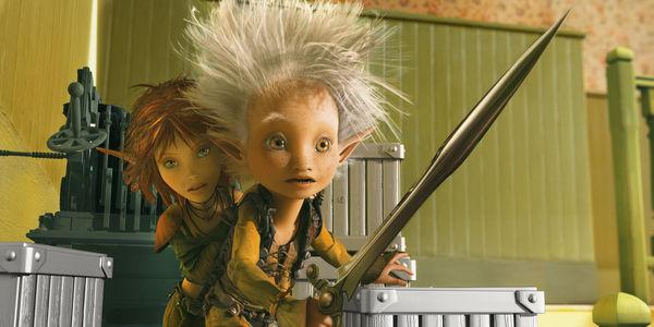 Arthur & die Minimoys DVD 3 - Film, DVD, Blu-ray, Trailer