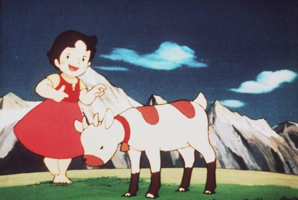 Wie Heißt Die Ziege Von Heidi