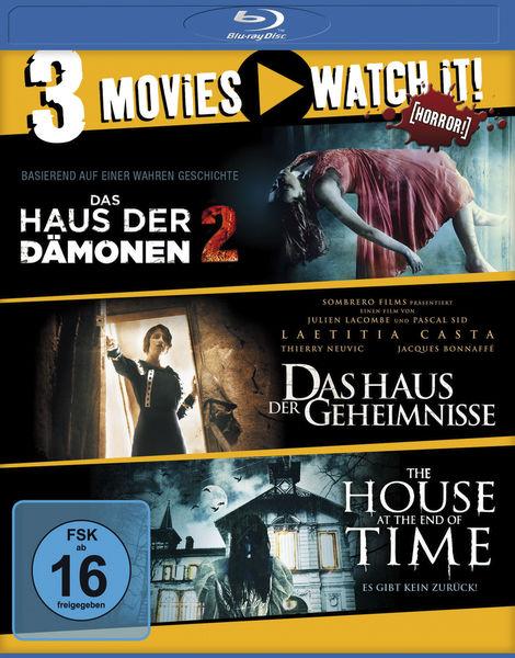 Haus Der Dämonen Trailer