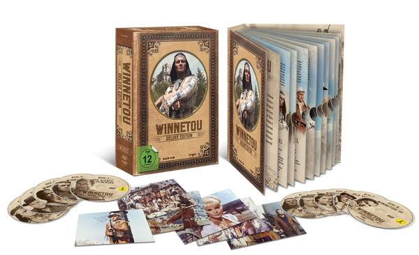 Winnetou Dvd Box