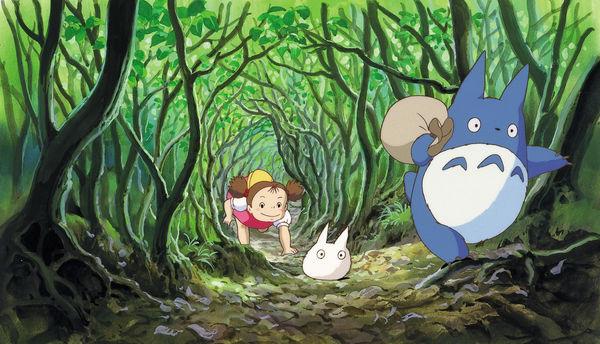 Mein Nachbar Totoro Ganzer Film Deutsch Hd