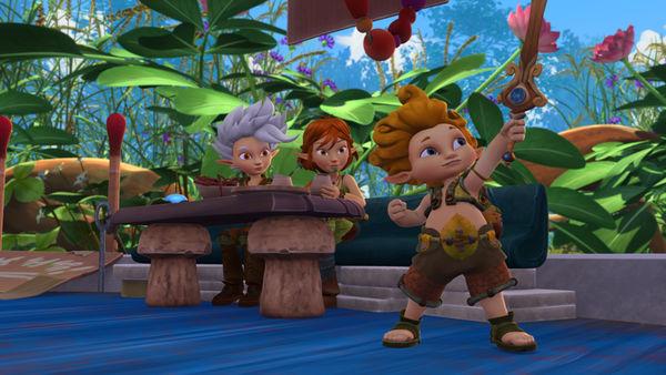 Arthur und die Minimoys - Film, DVD, Blu-ray, Trailer