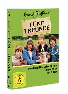 Fünf Freunde Dvd Box